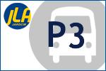 """""""P3"""" Jarocin  – Kotlin  – Fabianów  – Kowalew  – Pleszew"""